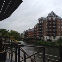 Photo taken at Holiday Inn London - Brentford Lock by Charlee B. on 5/24/2013