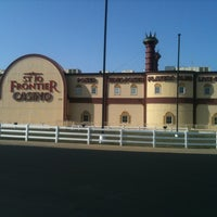 Photo taken at St. Jo Frontier Casino by Bob B. on 9/29/2012