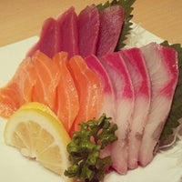 Photo taken at Sushi Tei by FoodyTwoShoes on 9/14/2012