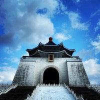 Photo taken at Chiang Kai-Shek Memorial Hall by abe on 10/14/2012