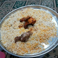 Photo taken at Mataam Al Arabi by Sumanta R. on 7/6/2016