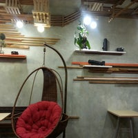 Photo taken at CAfe ubuNtu by 권 주. on 2/23/2013