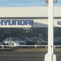 Photo Taken At Gossett Hyundai South By Wendy M. On 4/8/2016 ...