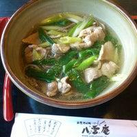 9/27/2012にMasaharu Y.が八雲庵で撮った写真