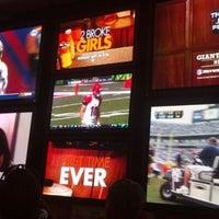 Photo taken at Press Box Sports Emporium & Eatery by Jenn A. on 9/16/2012