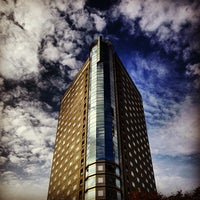 Photo taken at Hilton Boston Back Bay by Adam P. on 10/15/2012