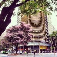 Photo taken at Avenida Ipiranga by Ricardo P. on 11/1/2012