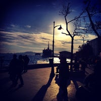 Das Foto wurde bei Beşiktaş Sahili von Raşit A. am 12/8/2012 aufgenommen