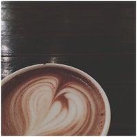 Photo taken at Kopplin's Coffee by Riché E. on 1/6/2015