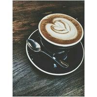 Photo taken at Kopplin's Coffee by Riché E. on 9/29/2014