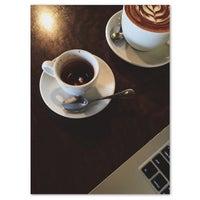 Photo taken at Kopplin's Coffee by Riché E. on 11/17/2014
