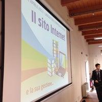Photo taken at Confartigianato Bologna by Andrea C. on 4/22/2013