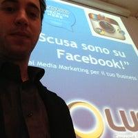 Photo taken at Confartigianato Bologna by Andrea C. on 2/21/2013