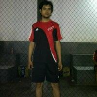 Photo taken at Goedang Futsal by Tyar S. on 11/17/2013