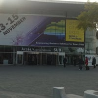 Photo taken at Smart City Expo by Angeles B. on 11/13/2012