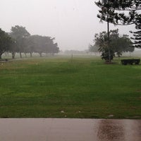 Photo taken at Ted Makalena Golf Course by Barry N. on 3/7/2014