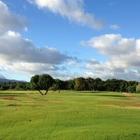Photo taken at Ted Makalena Golf Course by Barry N. on 12/28/2013