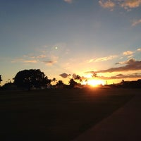 Photo taken at Ted Makalena Golf Course by Barry N. on 1/10/2014