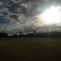 Photo taken at Ted Makalena Golf Course by Barry N. on 8/1/2014