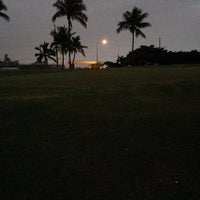 Photo taken at Ted Makalena Golf Course by Barry N. on 2/28/2014