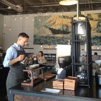 Photo taken at Barista Parlor by Kendall on 5/25/2013
