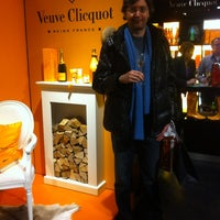 Photo taken at Veuve Clicquot by Andrey S. on 12/15/2012