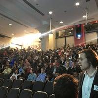 Photo taken at MIT 10-250 (Huntington Hall) by Eduardo C. on 11/8/2017