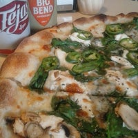 Photo taken at Pizza Foundation by Elizabeth P. on 9/5/2014