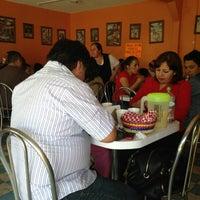 Photo taken at Doña Chona by Vladimir R. on 5/28/2013