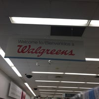 Photo taken at Walgreens by Chanel B. on 6/13/2017