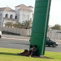Photo taken at Emarat Petrol station by Lubna S. on 3/23/2013