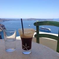 Photo taken at Irini Cafe by Eleni F. on 6/14/2014