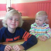 Photo taken at Taco John's by Anthony T. on 10/13/2012