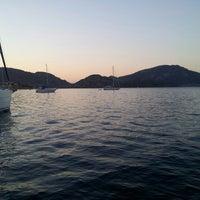 6/10/2013 tarihinde Atilla A.ziyaretçi tarafından Sardunya Restaurant'de çekilen fotoğraf