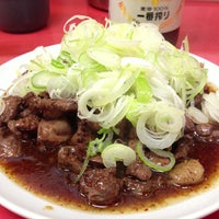 Photo taken at 菜苑 浅草本店 by chiho on 4/14/2013