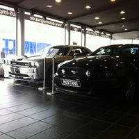 Photo taken at Auto Magnus US cars by Николай С. on 10/13/2012