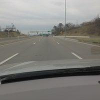 Photo taken at I-75/275 & I-640 by WhitneyGenea on 2/25/2013