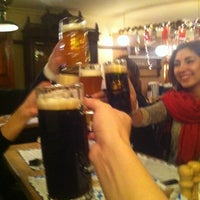 Photo taken at Maximilian's Brauerei by Anastasi'ya S. on 1/1/2013