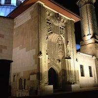 Photo taken at Ince Minaret Museum by Halil K. on 10/21/2012
