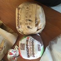Photo taken at Burger King by umesan on 6/21/2015