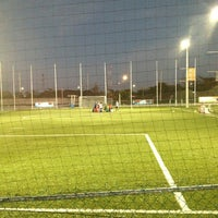 Photo taken at Futbol 7 Merida Center by Mayki M. on 1/25/2013