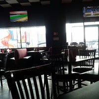 Photo taken at All Stars Family Grill by Ryan M. on 4/1/2013