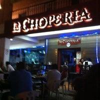 Photo taken at La Chopería by Teo M. on 2/12/2013