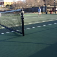 Photo taken at Halton-Wagner Tennis Complex by Sadie C. on 1/21/2013