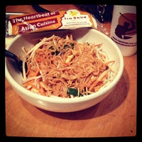 Photo taken at Tin Drum Asian Kitchen - Atlantic Station by Daniel L. on 8/24/2013