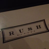 Photo taken at Rush Street by Ninja on 9/15/2012