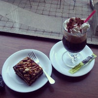 Photo taken at Kafija by Vera T. on 10/1/2012