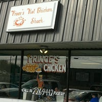 Photo taken at Prince's Hot Chicken Shack by Adam P. on 3/9/2013