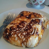 Photo taken at Elizabethan Desserts by John Y. on 2/25/2014