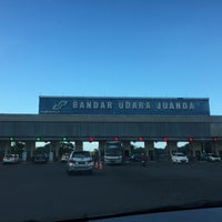 Photo taken at Terminal 1 (T1) by Wahyu B. on 3/16/2017